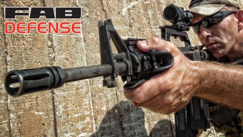 Универсальный тактический держатель FAB-Defense (VTS)