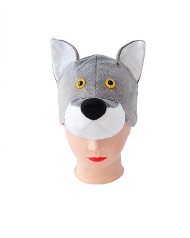 Купить Маску-шапочку Волка - Магазин