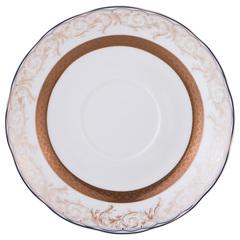 Чайный набор из фарфора на 6 персон  Версаль