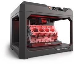 Фотография — 3D-принтер Makerbot Replicator +