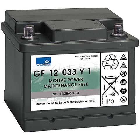 Аккумулятор Sonnenschein GF 12 033 Y 1