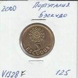 V1328F 2000 Португалия 5 эскудо