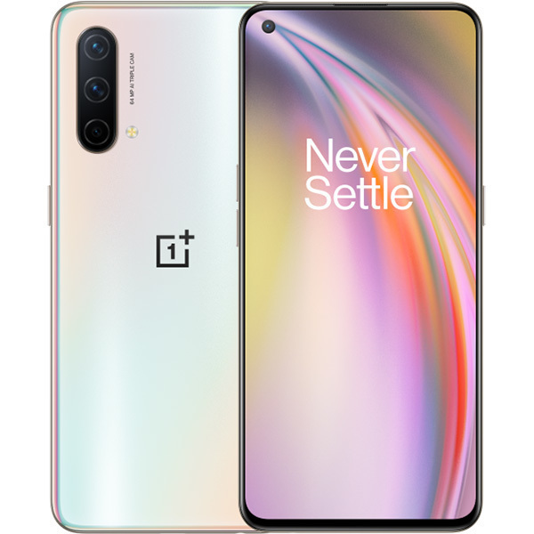 OnePlus Nord CE 5G OnePlus Nord CE 5G 12.256GB Silver Ray (Серебристый) silver1.jpeg