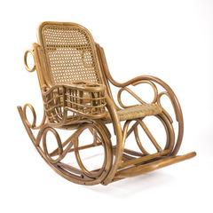 Кресло-качалка Novo люкс