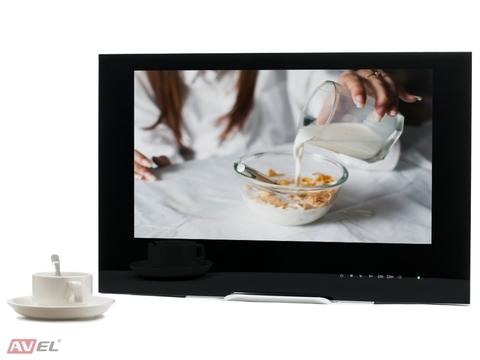 Встраиваемый телевизор AVEL AVS220W (черная рамка)