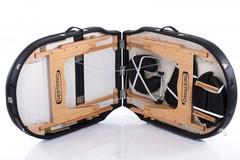 Аксессуары для Массажный стол деревянный 3-хсекционный RESTPRO OVAL 3 Black