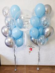 Воздушные шары в роддом
