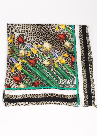 Платок из шелка CAVALLI CLASS