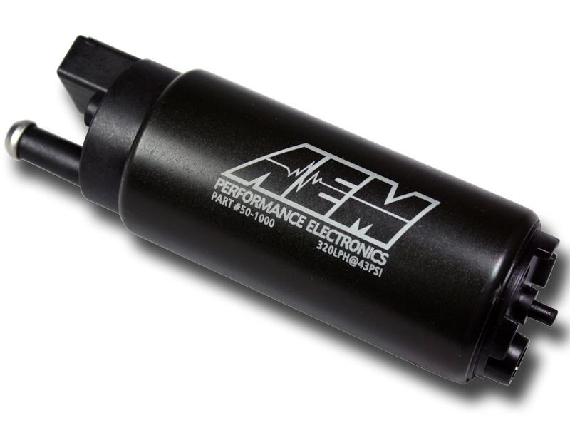 Погружной насос AEM 320 литров в час 50-1000 для тюнинга авто