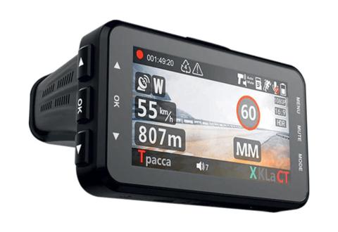 Видео регистратор, Радар-детектор,GPS информатер Marubox M610R комбо-устройство 3в1