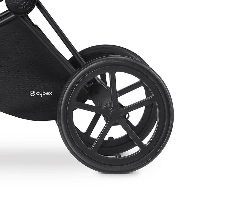 Колеса Комплект задних колес Trekking Matt Black для коляски Cybex Priam Priam_BF_side_Trekking.jpg