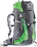 Картинка рюкзак туристический Deuter Climber 22 Anthracite-spring -