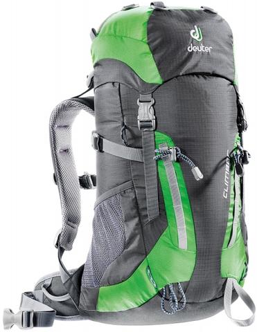 Картинка рюкзак туристический Deuter Climber 22 Anthracite-spring - 1