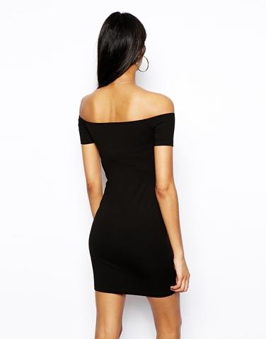 Облегающее платье мини ASOS
