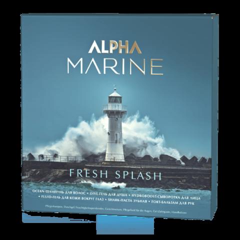 Набор Fresh Splash ALPHA MARINE