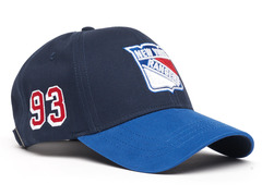 Бейсболка NHL New York Rangers № 93