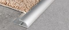 Профили/Пороги Progress Profiles Promoquette PMQAA 12 для напольных покрытий из ламината, паркета, керамогранита, ковролина, линолеума