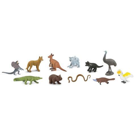 Набор фигурок Животные Австралии, Safari Ltd.
