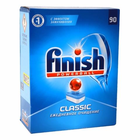 Таблетки д/посудомоечных машин FINISH Classic 90 шт ВЕЛИКОБРИТАНИЯ