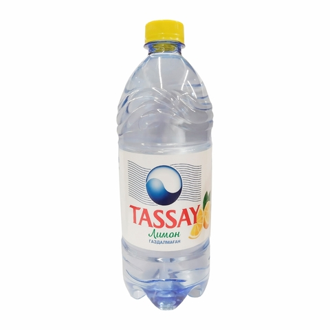 Вода TASSAY Лимон б/газа 0,5 л пл/б КАЗАХСТАН