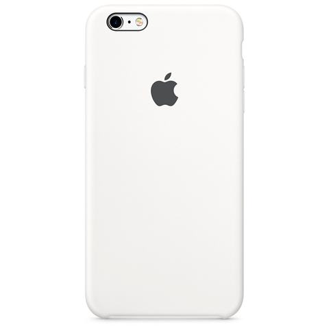 iPhone 6/6s Silicone Case White