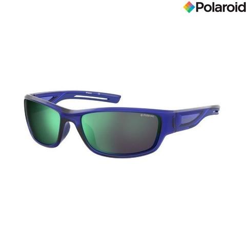 Солнцезащитные очки Polaroid PLD 7028/S Blue/Gray