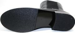 Кожаные зимние ботинки женские Richesse R458