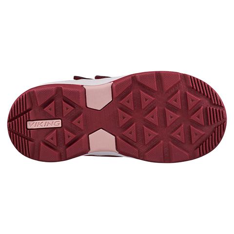 Ботинки Викинг Play II R GTX Dark Red/Light Pink