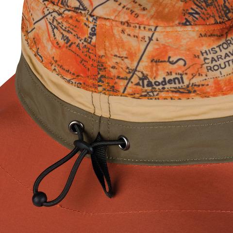 Шляпа походная Buff Booney Hat Nomad Rusty фото 2