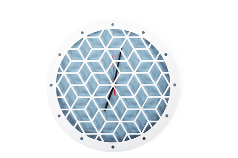 Настенные часы Tetrix Пилот
