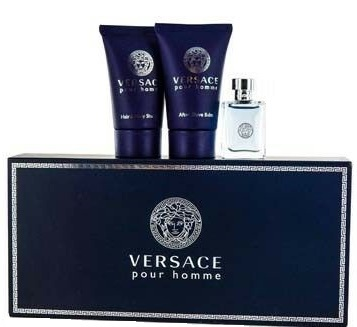 Versace Pour Homme Minisada Gift Set