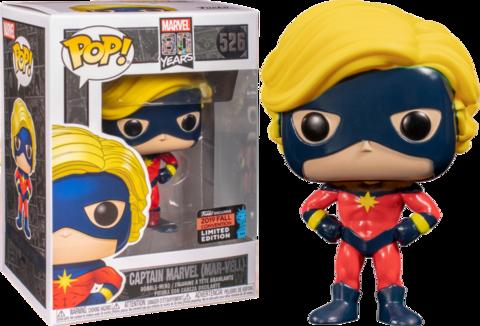 Фигурка Funko Pop! Marvel: Captain Marvel (Mar-Vell) (Excl. to New York Comic Con)