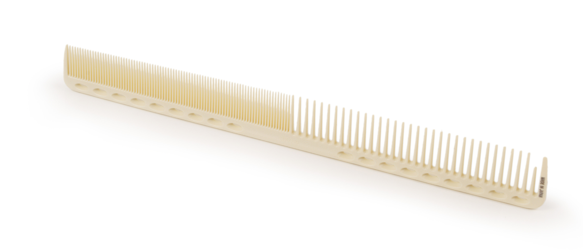Carbon Comb to haircuts (heat-resistant)