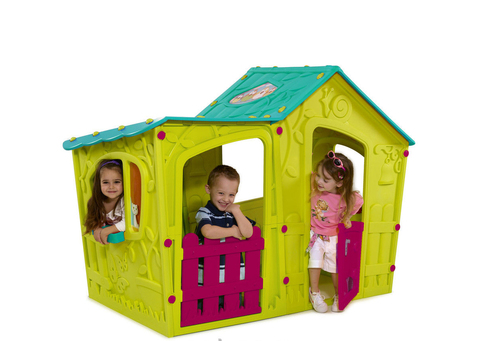 Детский домик Keter Magic Villa