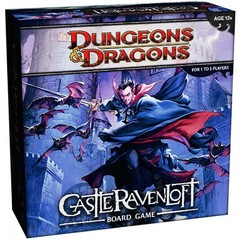 D&D – Castle Ravenloft Board Game / Замок Равенлофт