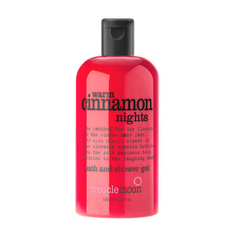 Treaclemoon Гель для душа Пряная Корица  Warm cinnamon nights bath & shower gel, 500 ml LD1F1031