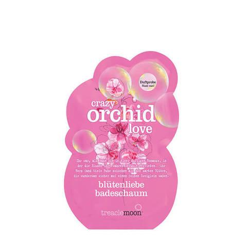 Treaclemoon Пена для ванны Влюбленная орхидея Crazy orchid love badescha, 80 g VO1F0176