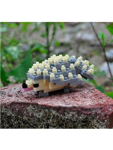 Конструктор Wisehawk Еж 122 детали NO. B44 Hedgehog Gift Series