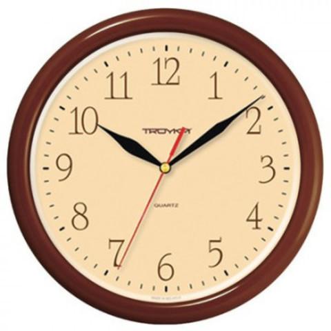 Часы настенные Troyka 21234287 (24.5х24.5х3.6 см)