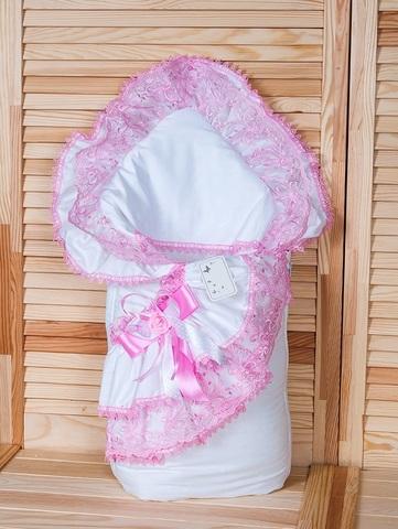Зимний конверт-одеяло Красотка