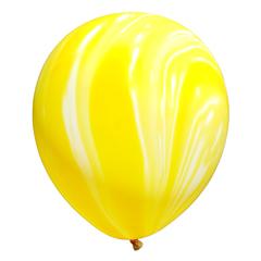 Шар воздушный «Агат» Желтый
