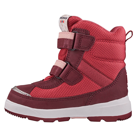 Детские ботинки Viking Play II R GTX Dark Red/Light Pink