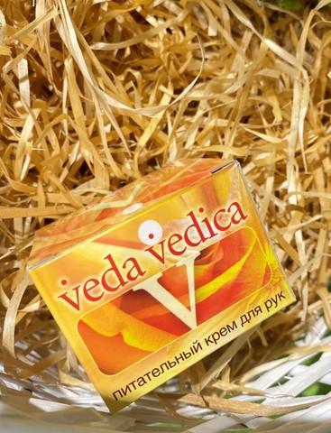 Крем для рук питательный VEDA VEDICA, 50 г