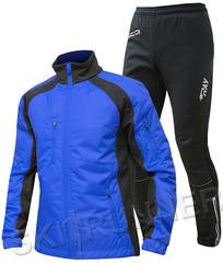 Тёплый лыжный костюм RAY OUTDOOR Blue-Black 2019 мужской