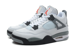Air Jordan 4 Retro 'Black-Cement Grey'