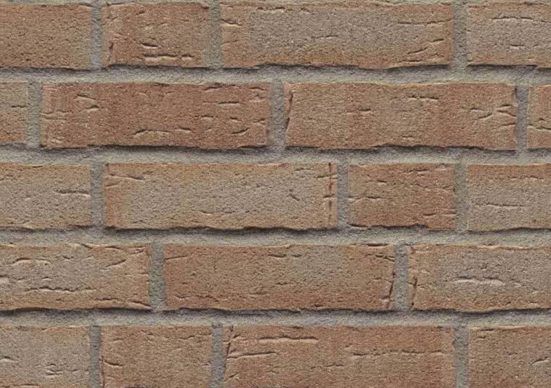 Feldhaus Klinker - R681NF14, Sintra Terracotta Bario, 240х71х14 - Клинкерная плитка для фасада и внутренней отделки