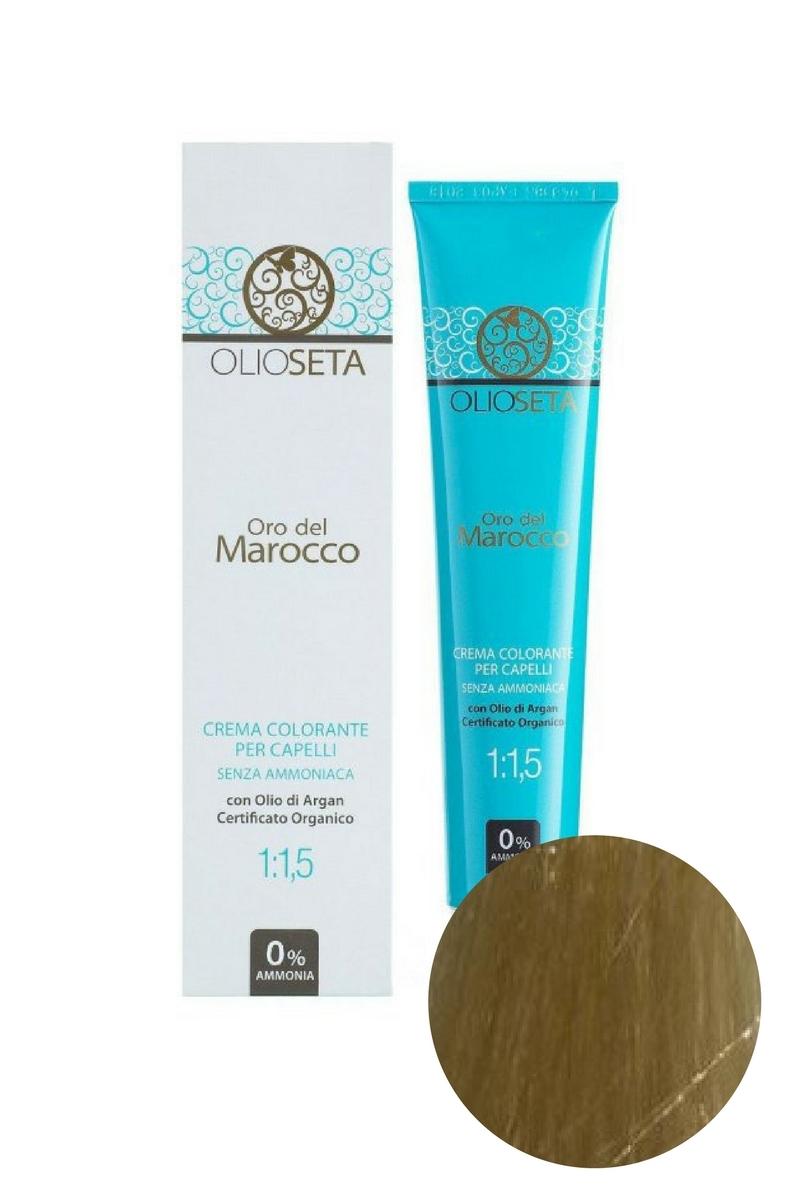 Крем-краска для волос 11.0 Ультрасветлый блондин натуральный Oro del Marocco, Barex
