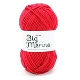 Пряжа  Drops Big Merino 18 красный