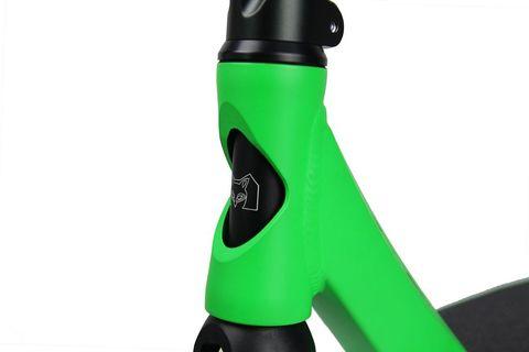 limit lmt 09 stunt scooter зеленый