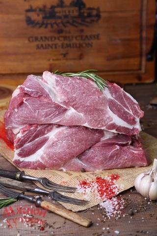 Мякоть свиная для шашлыка